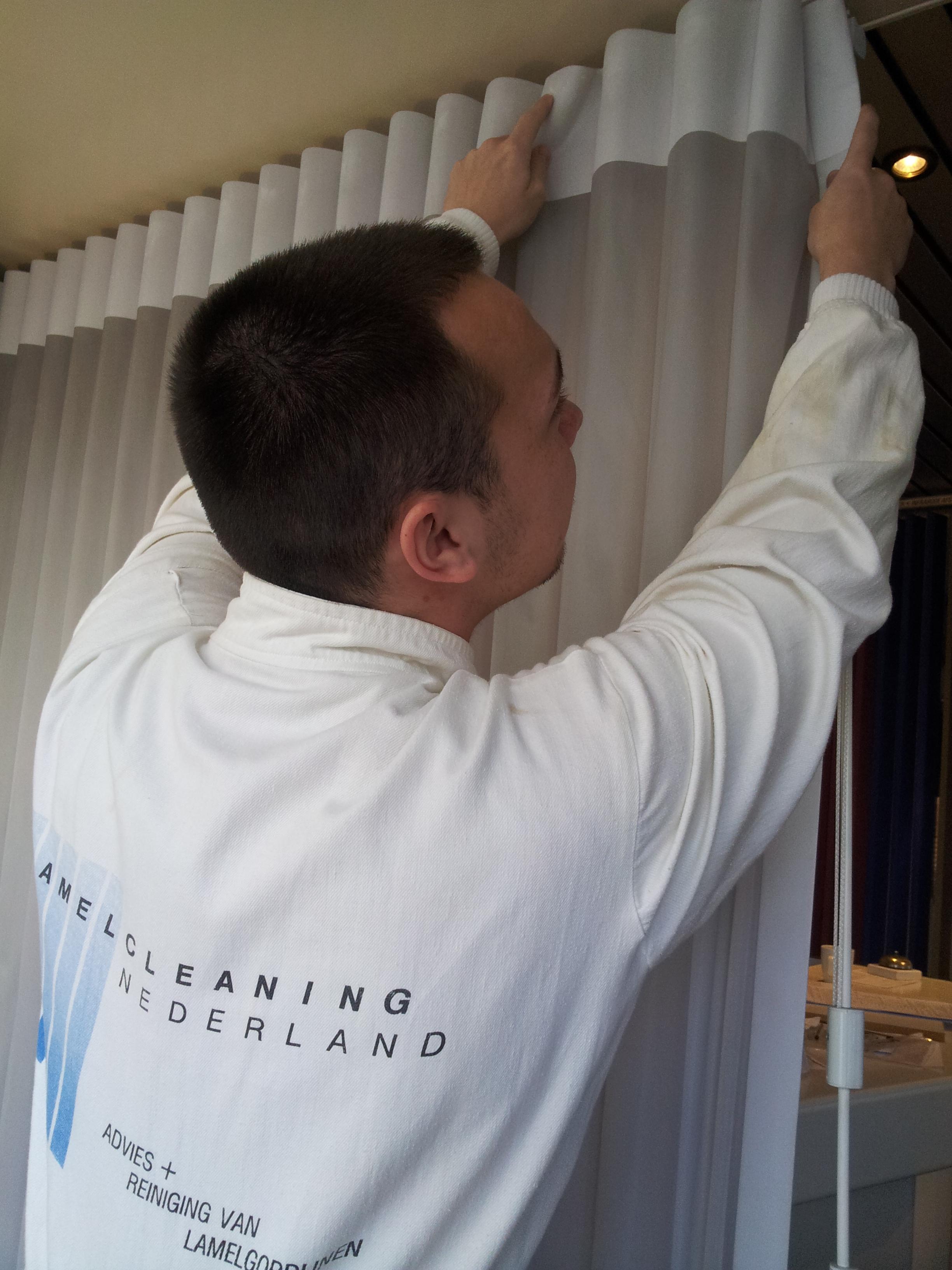 Lamelcleaning Nederland u00ae tel 070 3614361, in  u00e9 u00e9n middag klaar, schoonmaken, repareren,luxaflex